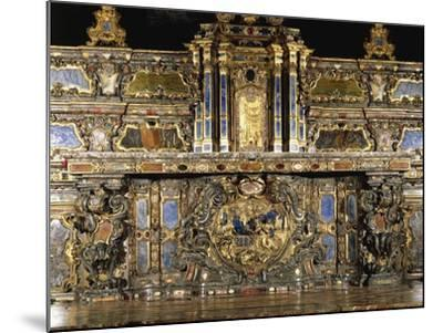 Detail of High Altar by Giovanni Battista Riccardi--Mounted Giclee Print