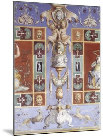 Italy, Lazio Region, Tivoli--Mounted Giclee Print