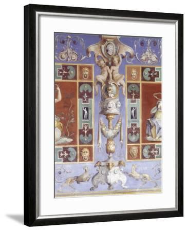 Italy, Lazio Region, Tivoli--Framed Giclee Print