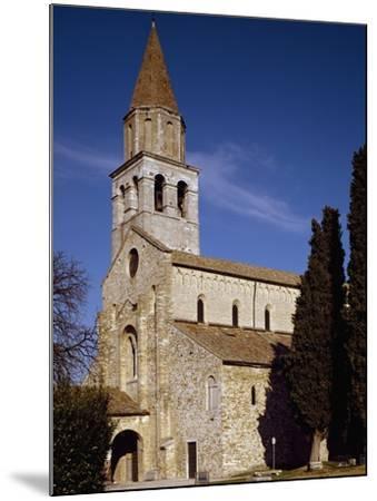 Glimpse of Patriarchal Basilica of Santa Maria Assunta--Mounted Photographic Print