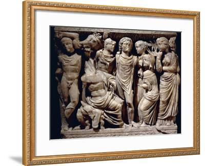 France, Arles--Framed Giclee Print