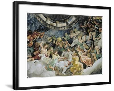 Gods of Olympus--Framed Giclee Print