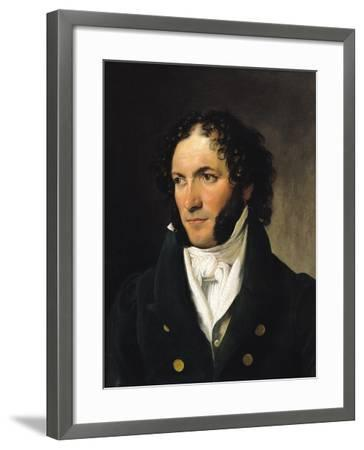 Portrait of Ferdinando Paer--Framed Giclee Print