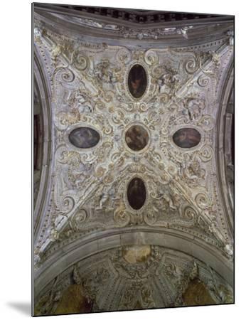 Dome of Chapel of Peace, Basilica Di San Giovanni E Paolo--Mounted Giclee Print