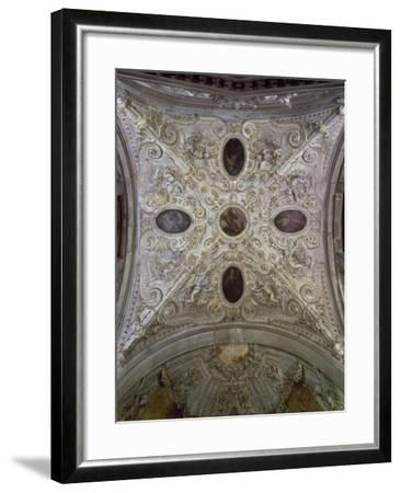 Dome of Chapel of Peace, Basilica Di San Giovanni E Paolo--Framed Giclee Print
