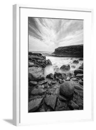 Coastline at Cabrillo National Monument-Andrew Shoemaker-Framed Photographic Print