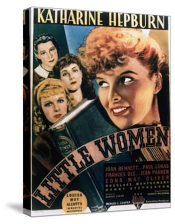 Little Women - Movie Poster Reproduction--Stretched Canvas Print
