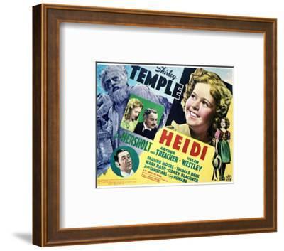 Heidi - Lobby Card Reproduction--Framed Art Print