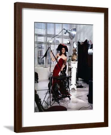 The Avengers--Framed Photo