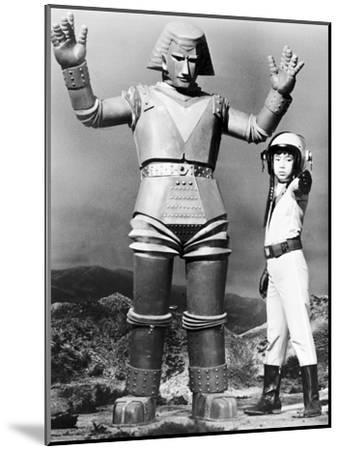 Johnny Sokko and His Flying Robot--Mounted Photo