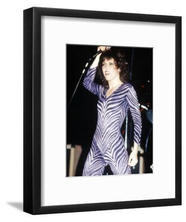 Pat Benatar--Framed Photo