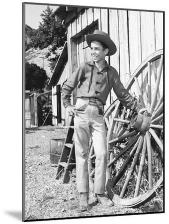 The Rifleman--Mounted Photo