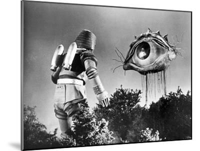 Johnny Sokko and His Flying Robot--Mounted Photo