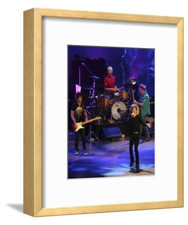 The Rolling Stones--Framed Photo