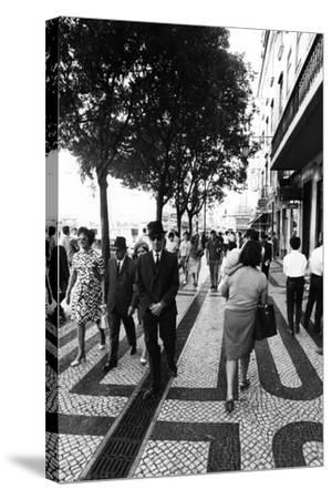 Portugal, Lisbon, 1960S--Stretched Canvas Print