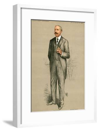 Sir George Askwith--Framed Giclee Print
