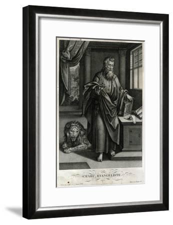 St Mark, Evangelist, Bulla--Framed Giclee Print