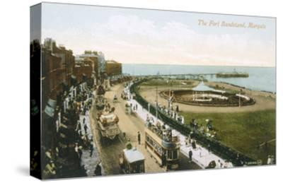 Margate, Bandstand 1903--Stretched Canvas Print
