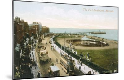 Margate, Bandstand 1903--Mounted Giclee Print