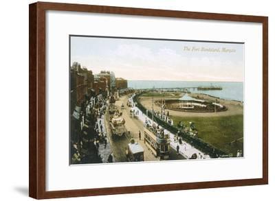 Margate, Bandstand 1903--Framed Giclee Print