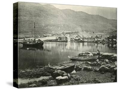 Norway Norheimsund--Stretched Canvas Print