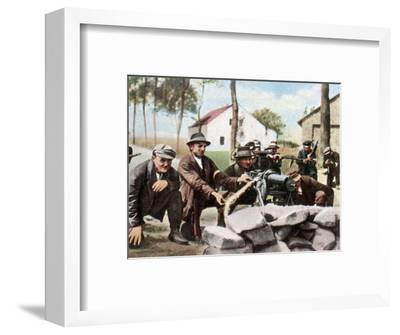 Polish Nationalists, 1921--Framed Giclee Print