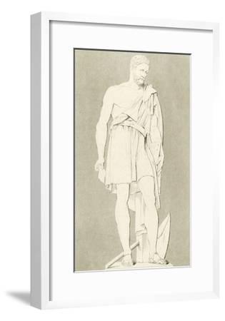 Cincinnatus-George Cooke-Framed Giclee Print
