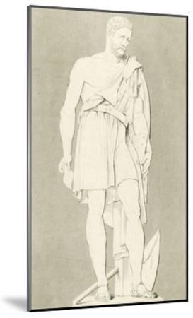 Cincinnatus-George Cooke-Mounted Giclee Print