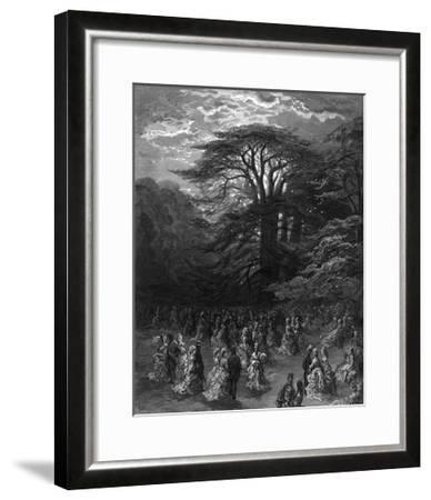 Chiswick House-Gustave Dor?-Framed Giclee Print