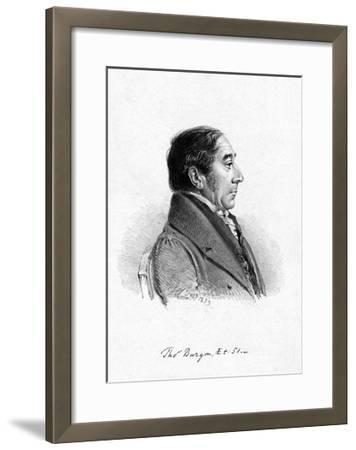 Thomas Burgon-Henry Corbould-Framed Giclee Print