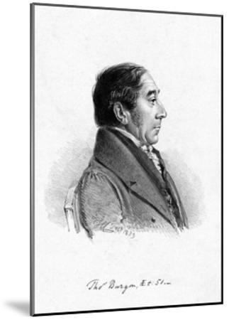Thomas Burgon-Henry Corbould-Mounted Giclee Print
