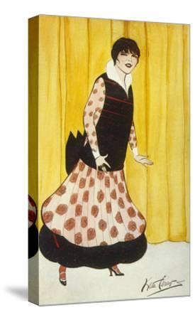 Eva Lavalliere, Carew-Kate Carew-Stretched Canvas Print