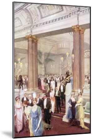 Social, Savoy Banquet 20C-Max Cowper-Mounted Giclee Print