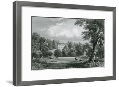 Peper Harow, Surrey-R Stanley-Framed Giclee Print