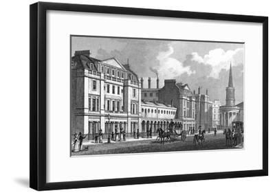 Langham Place-Thomas H Shepherd-Framed Giclee Print