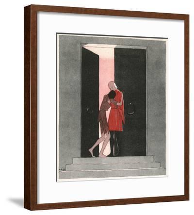 Prodigal Son-AE Marty-Framed Giclee Print