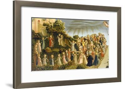 Judgment Day-Fra Angelico Fra Angelico-Framed Giclee Print