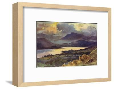 Windermere (Haslehust)-Ernest W Haslehust-Framed Giclee Print