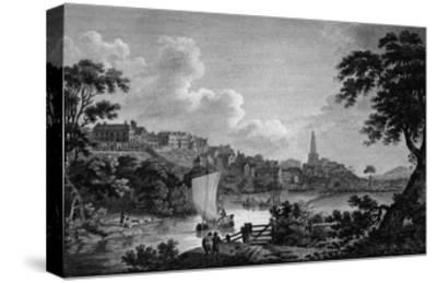 Malton, Yorkshire-F Nicholson-Stretched Canvas Print