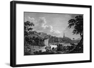 Malton, Yorkshire-F Nicholson-Framed Giclee Print