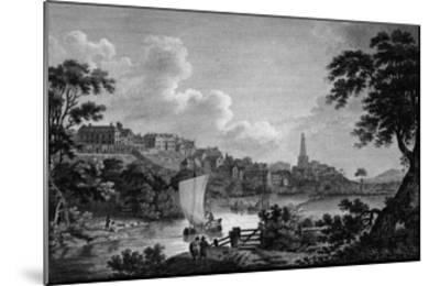 Malton, Yorkshire-F Nicholson-Mounted Giclee Print