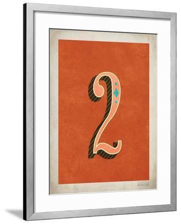 Vintage 2-Kindred Sol Collective-Framed Art Print