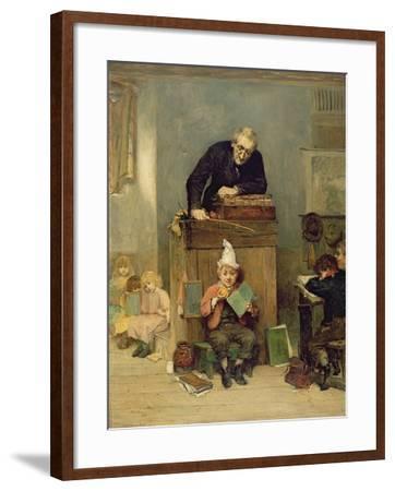 The Incorrigible, 1879-John Burr-Framed Giclee Print