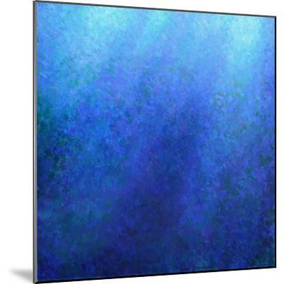 Big Blue-Jeremy Annett-Mounted Giclee Print