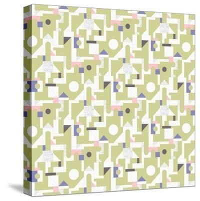 Building Blocks-Laurence Lavallee-Stretched Canvas Print