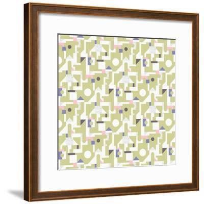 Building Blocks-Laurence Lavallee-Framed Giclee Print