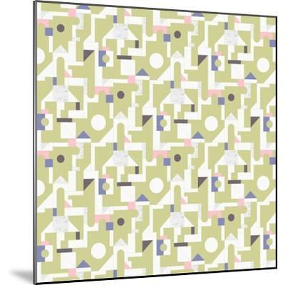 Building Blocks-Laurence Lavallee-Mounted Giclee Print