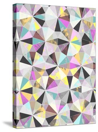 Diamond-Laurence Lavallee-Stretched Canvas Print