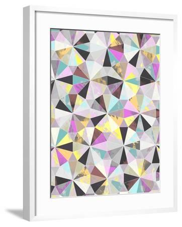 Diamond-Laurence Lavallee-Framed Giclee Print