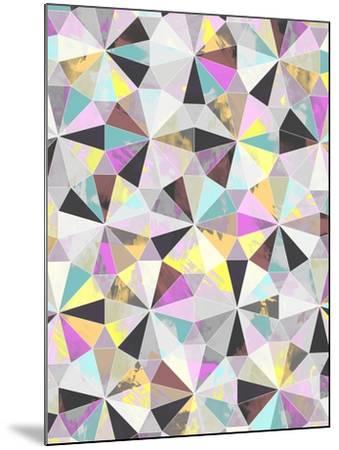 Diamond-Laurence Lavallee-Mounted Giclee Print